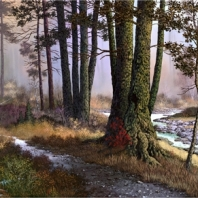 The Autumn Stroll